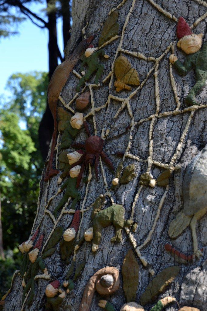 Fairy Tree, Fitzroy Gardens, Melbourne