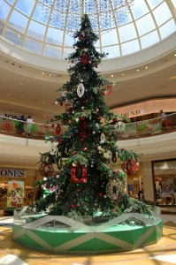 Christmas Tree at Chadstone Shopping Centre