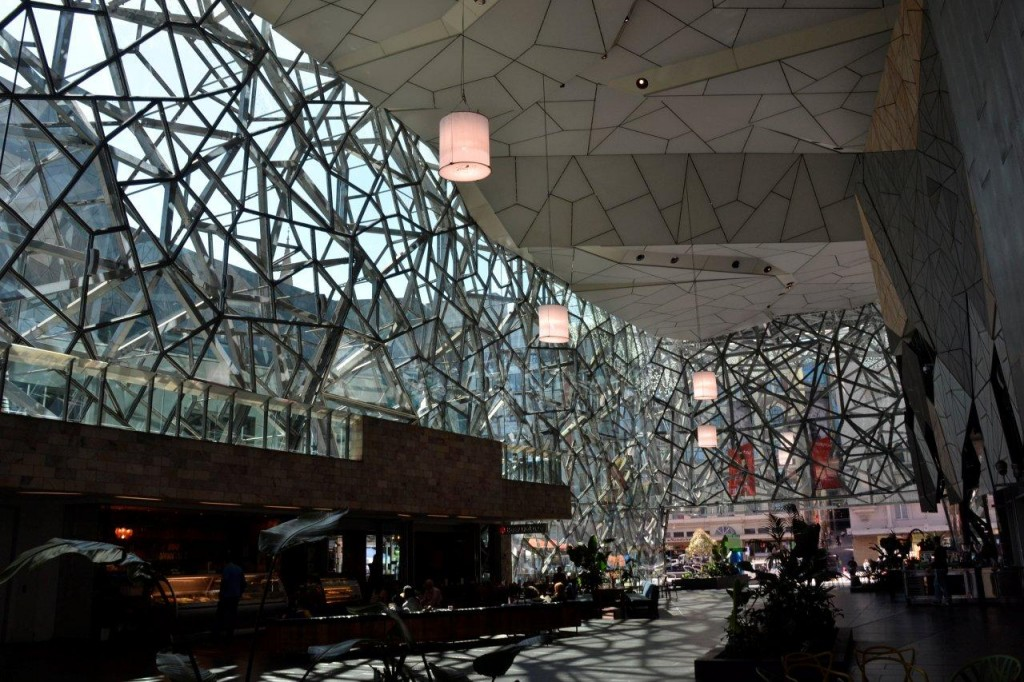 Federation Square Architecture