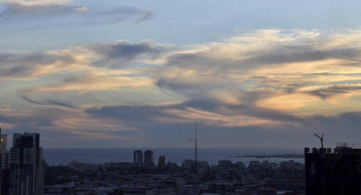 Last Victorian Sunset