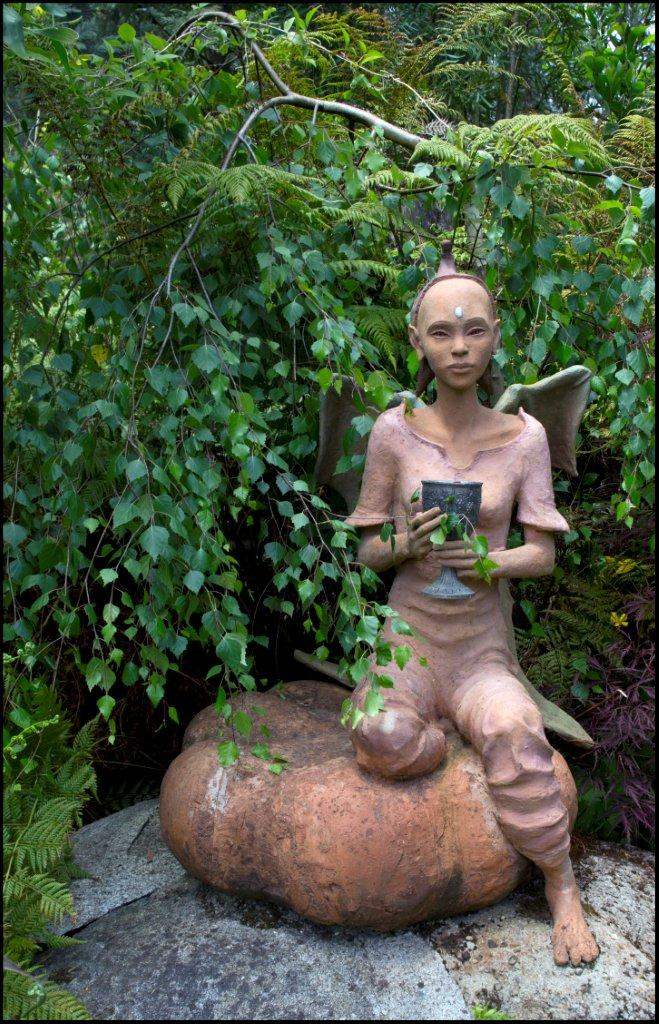Bruno's Sculpture Garden - Mystic Pixie