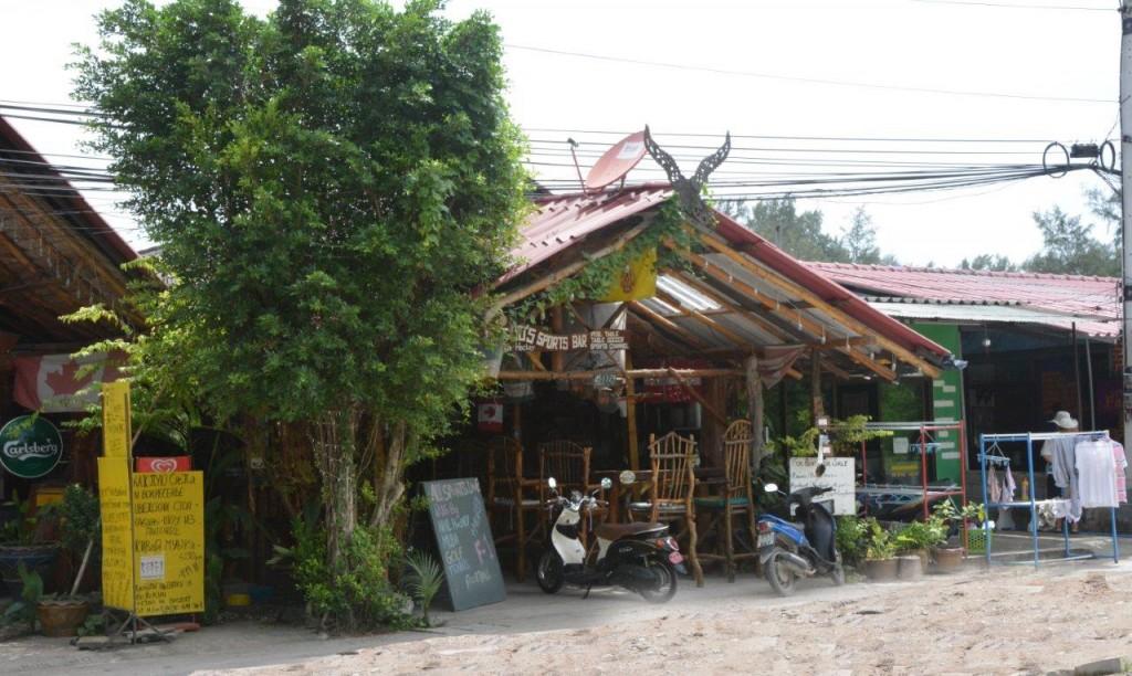Nok & Jo's Restaurant & Bar
