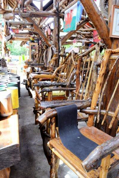 Amazing Home-Made Chairs