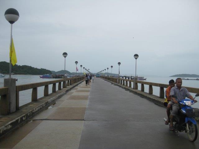 Very Long Pier