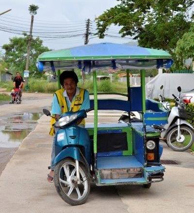 Bike Tuk Tuk