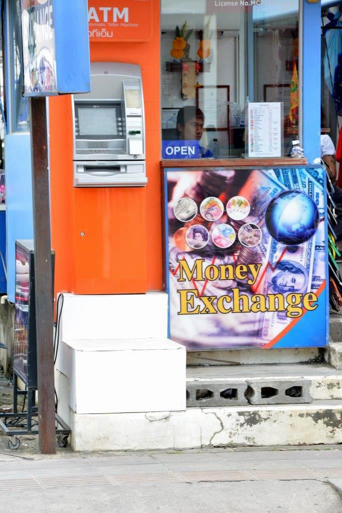 High ATM