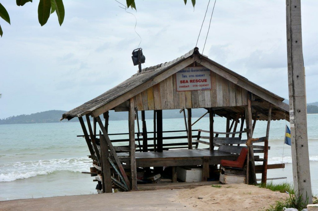 Sea Rescue Hut
