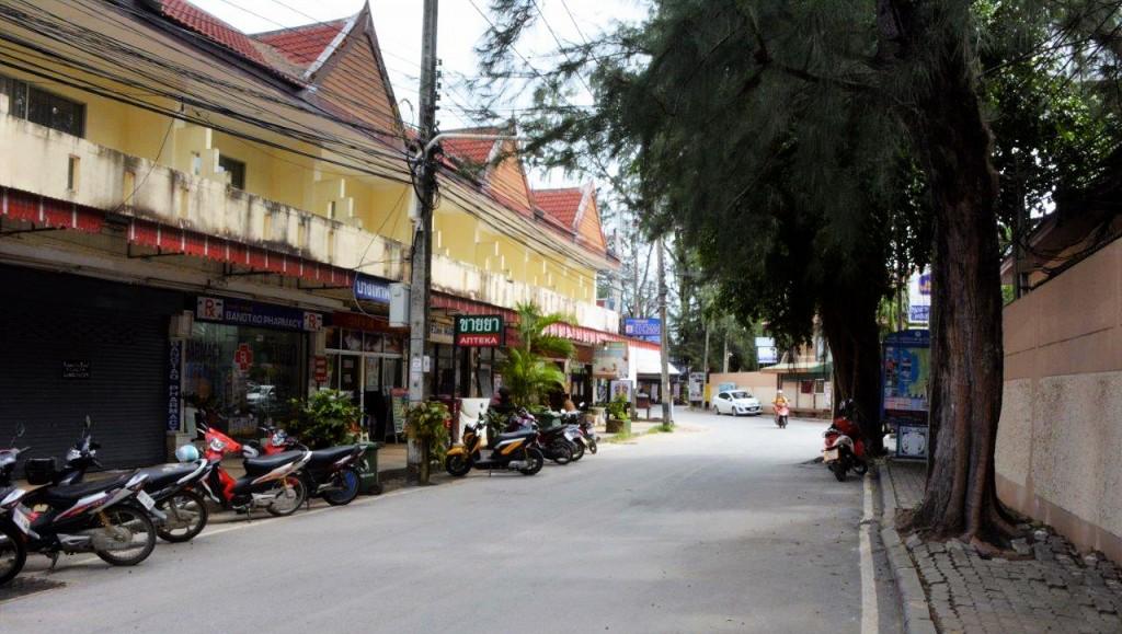 Bang Tao Street