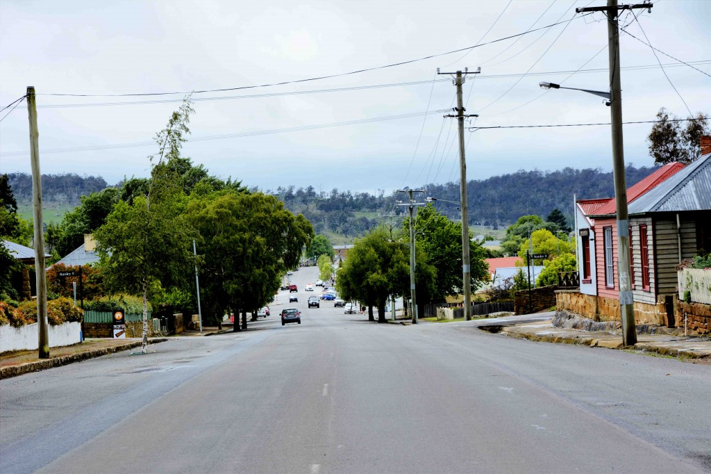 High Street, Oatlands Tasmania