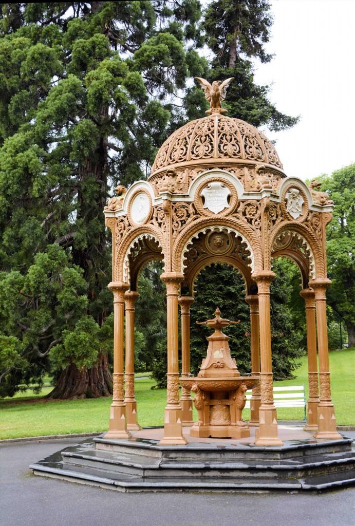 Queens Jubilee 1887, City Park Hobart