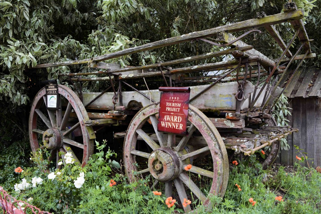 Old Cart in Evandale Tasmania