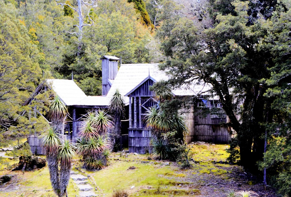 Weindorfer's House, Cradle Mountain, Tasmania