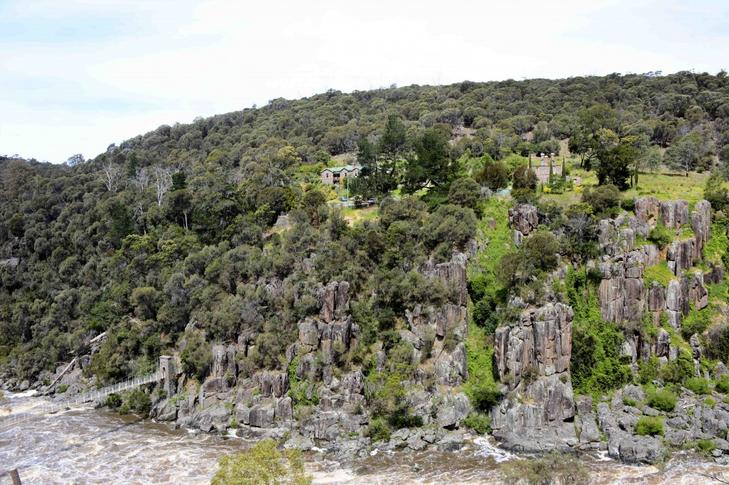 Above Duck Reach Power Station, Cataract Gorge, Launceston, Tasmania