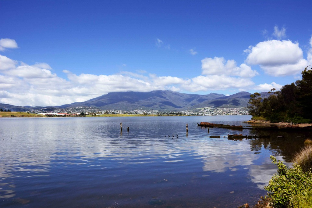 Otago Bay Tasmania