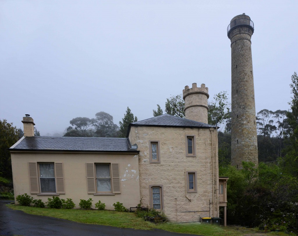 Shot Tower and House, Taroona