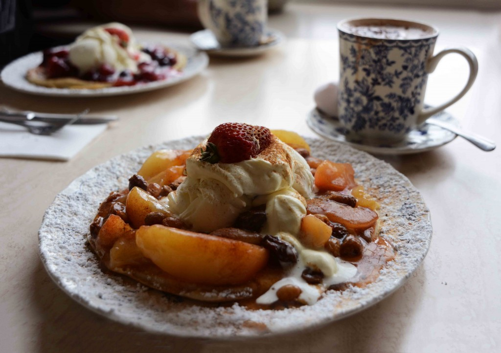 Pancake & Crepe Cafe, Oatlands Tasmania