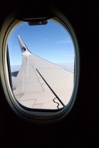 Interesting View, Malaysian Airlines