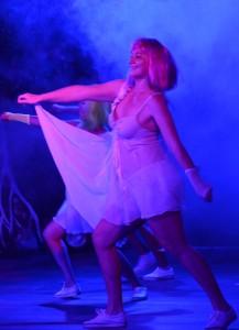 Karlien - Club Med 'Paradiso' Show