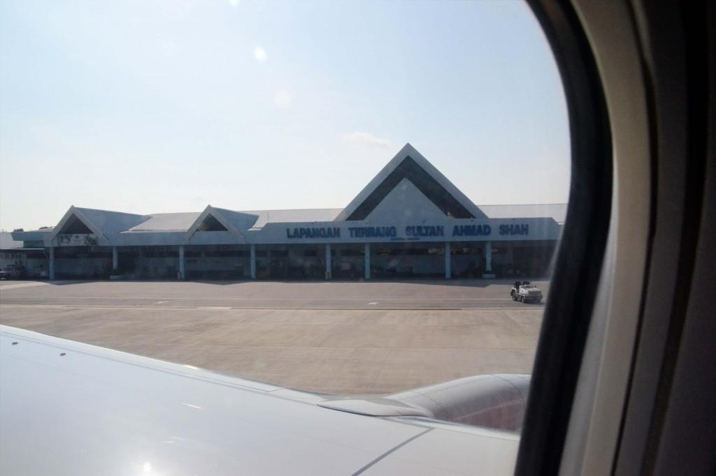 Kuantan Airport, Malaysia