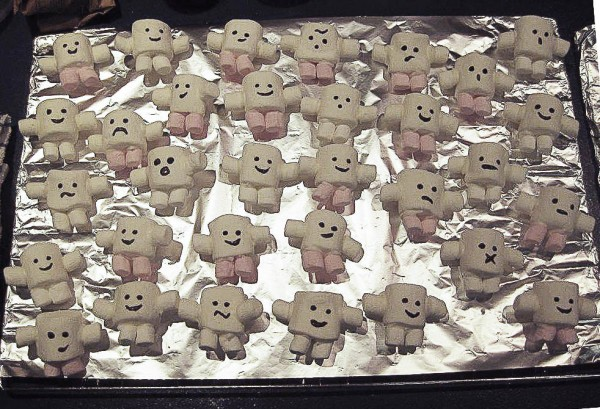 Adipose People with Character