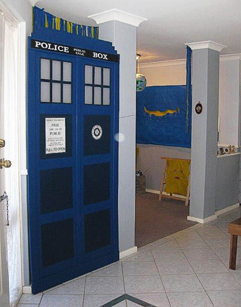 Final Home for This TARDIS