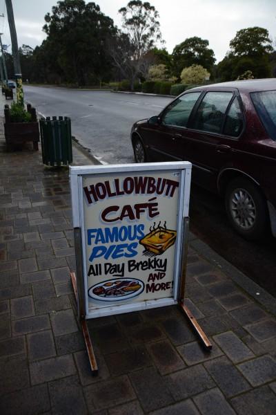 Hollowbutt Cafe Northcliffe