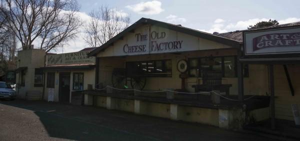 Old Cheese Factory, Balingup