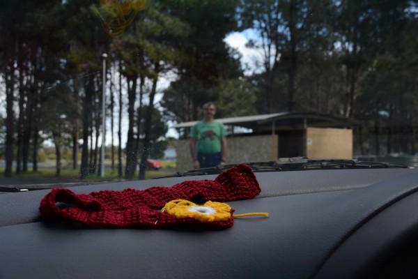 Comfort Stop & Crochet Secret