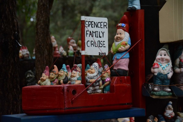 Spencer Family Cruise (Gnomesville)