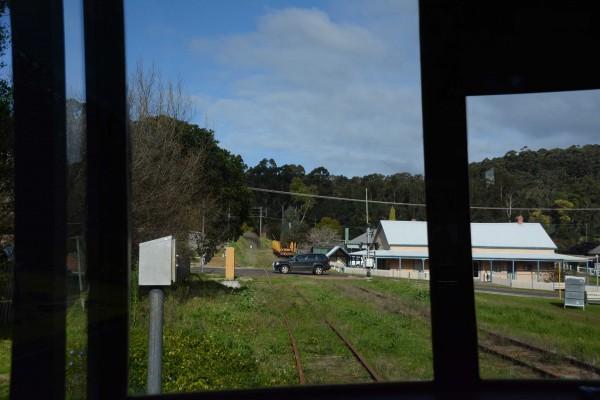 Signal Box - Pemberton Tramway